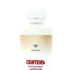 СБИТЕНЬ-КОНЦЕНТРАТ «ПРЯНЫЙ КЛАССИЧЕСКИЙ»